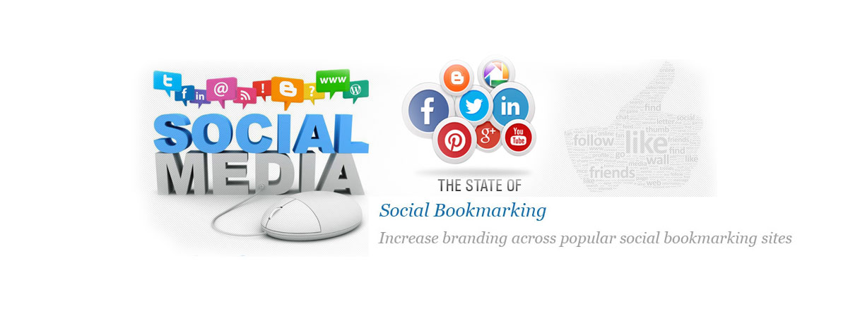 Social Bookmarking Submission Services India