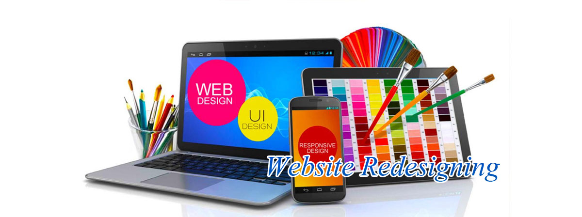 Website Redesigning Services, Website Redesigning Company India